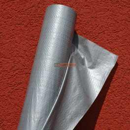 ISOFOL szõtt tetõfólia ezüst