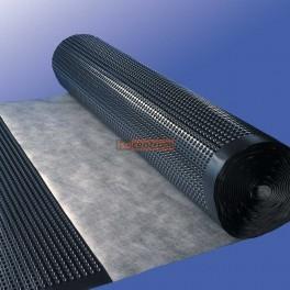 PMI PM Drain Tec Geotextíliával kasírozott drénlemez 8 mm - 600 g/m2